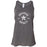Iron House CrossFit - 100 - Round - Bella + Canvas - Women's Flowy Racerback Tank
