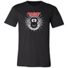 CrossFit Cadre - 100 - Standard - Bella + Canvas - Men's Short Sleeve Jersey Tee