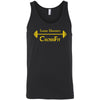 Lander University CrossFit - 100 - Barbell - Bella + Canvas - Men's Jersey Tank