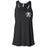 CrossFit Passaic Valley - 100 - Pocket - Bella + Canvas - Women's Flowy Racerback Tank