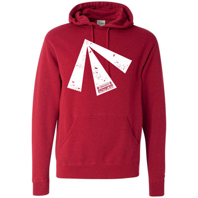 CrossFit Dungeon - Arrow - Hooded Pullover Sweatshirt