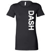 CrossFit Dash - 100 - Vertical - Bella + Canvas - Women's The Favorite Tee