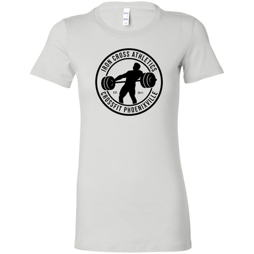 CrossFit Phoenixville - 100 - Standard - Bella + Canvas - Women's The Favorite Tee