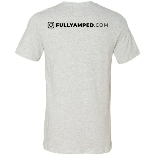 Fully Amped - 200 - Ver 2 - Bella + Canvas - Men's Short Sleeve Jersey Tee