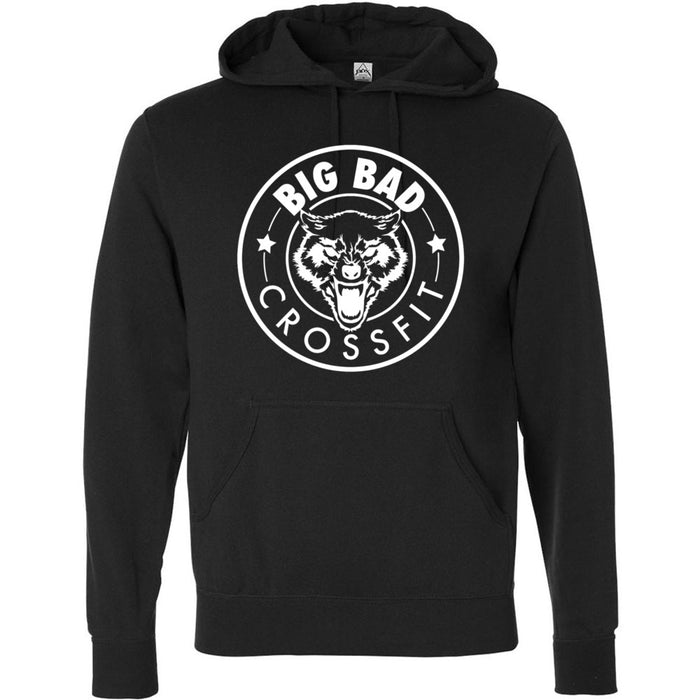 Big Bad CrossFit - 100 - Standard - Independent - Hooded Pullover Sweatshirt