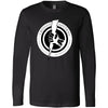 CrossFit Adversis - 100 - CFA - Bella + Canvas 3501 - Men's Long Sleeve Jersey Tee