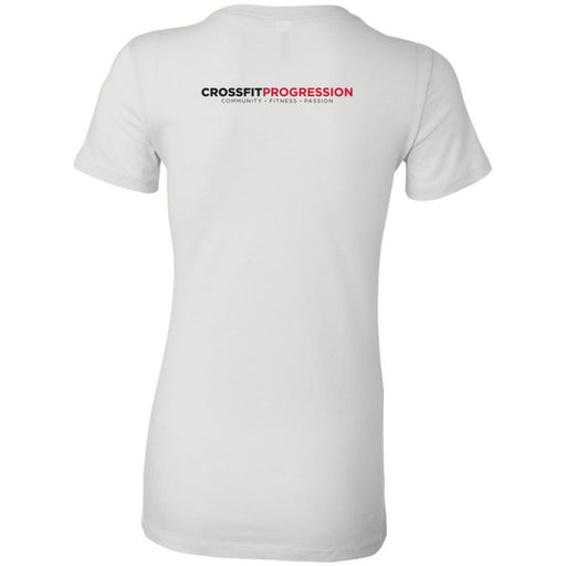 CrossFit Progression - 200 - Icon - Bella + Canvas - Women's The Favorite Tee