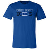 CrossFit Identity - 100 - Kids - Bella + Canvas - Men's Short Sleeve Jersey Tee