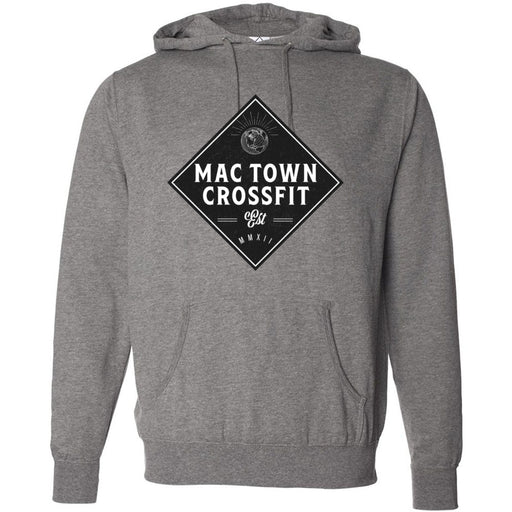 Mac Town CF - 201 - Hipster Coach - Independent - Hooded Pullover Sweatshirt
