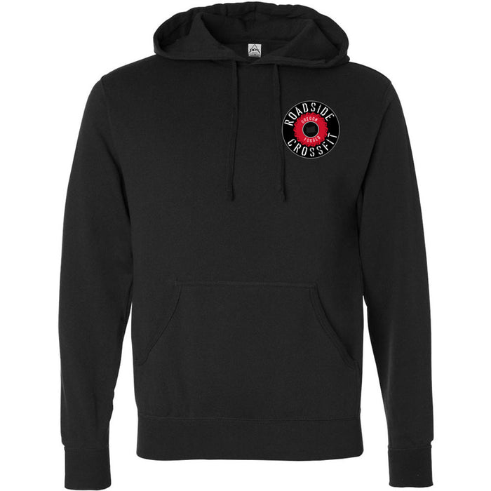 Roadside CrossFit - 201 - Standard - Independent - Hooded Pullover Sweatshirt