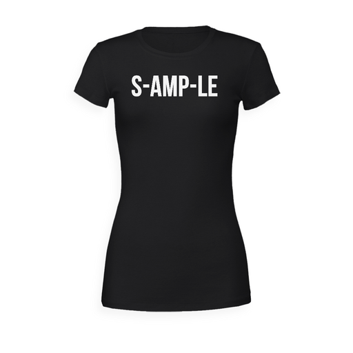 Sample - Bella + Canvas Women's The Favorite Tee