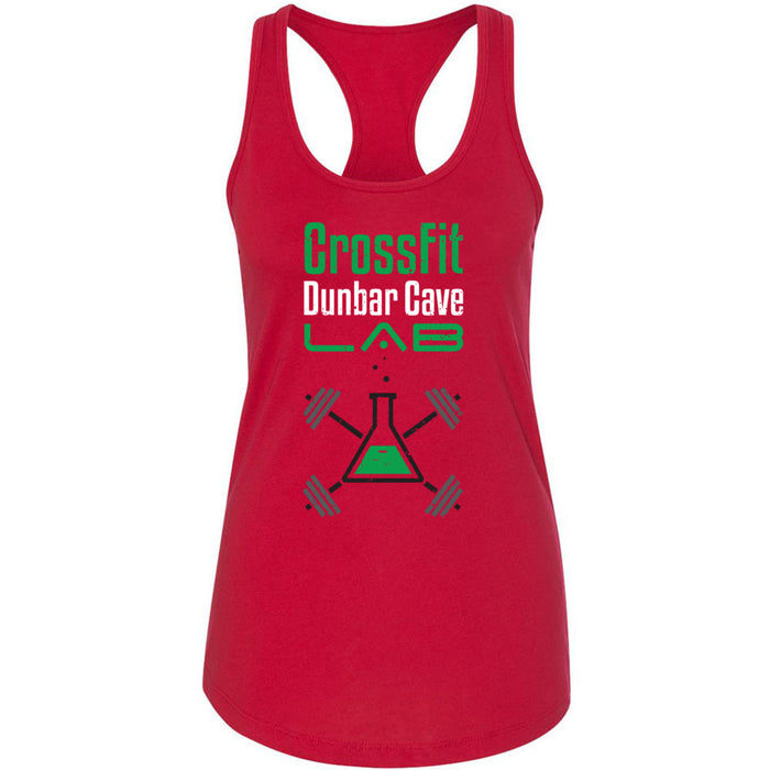 CrossFit Dunbar - 100 - Standard - Next Level - Women's Ideal Racerback Tank