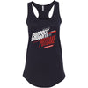CrossFit Potcake - 100 - 2020 Open - Next Level - Women's Ideal Racerback Tank