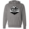 5280 CrossFit - 100 - Standard - Independent - Hooded Pullover Sweatshirt