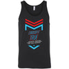 CrossFit True - 100 - 2020 Open 20.2 - Bella + Canvas - Men's Jersey Tank