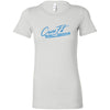 CrossFit Saint Simons - 100 - Blue - Bella + Canvas - Women's The Favorite Tee