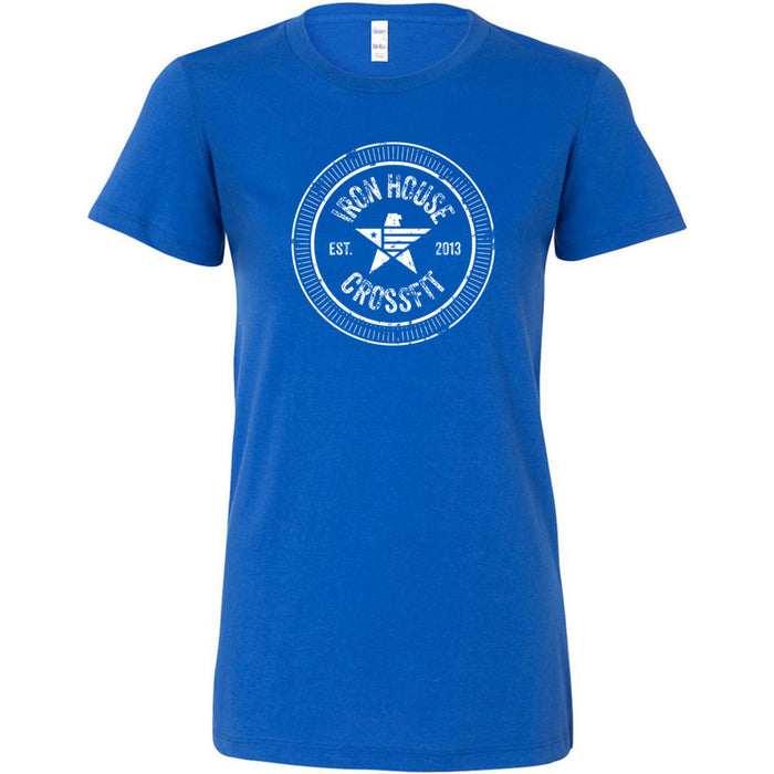 Iron House CrossFit - 100 - Standard - Bella + Canvas - Women's The Favorite Tee