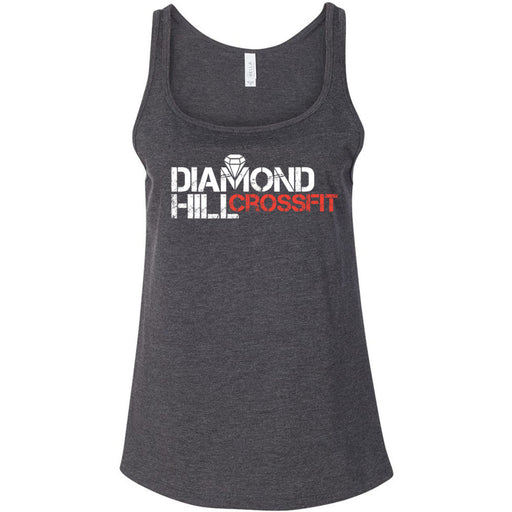 Diamond Hill CrossFit - 100 - Standard - Bella + Canvas - Women's Relaxed Jersey Tank