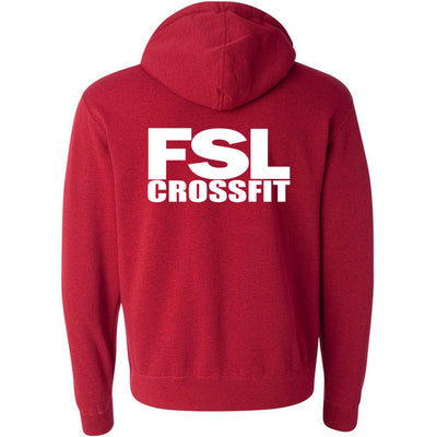 FSL CrossFit - 201 - Standard - Independent - Hooded Pullover Sweatshirt