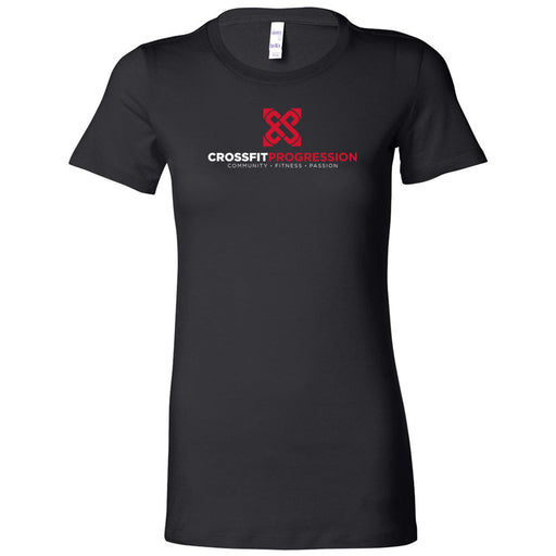 CrossFit Progression - 100 - Standard - Bella + Canvas - Women's The Favorite Tee