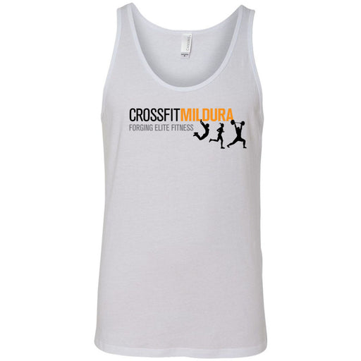 CrossFit Mildura - 100 - Standard - Bella + Canvas - Men's Jersey Tank
