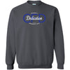 CrossFit Dedication - 100 - Insignia - Gildan - Heavy Blend Crewneck Sweatshirt