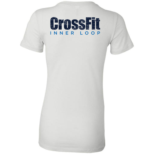 CrossFit Inner Loop - 200 - Round - Bella + Canvas - Women's The Favorite Tee