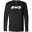 Mission CrossFit San Antonio - 100 - MS&C - Bella + Canvas 3501 - Men's Long Sleeve Jersey Tee