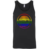 Outlier CrossFit - 100 - Pride - Bella + Canvas - Men's Jersey Tank