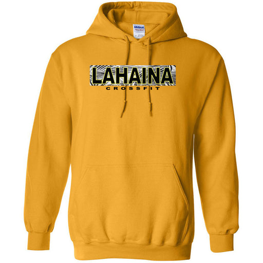 Lahaina CrossFit - 100 - Hawaii Yellow - Gildan - Heavy Blend Hooded Sweatshirt