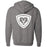 CrossFit Burlingame - 201 - Burlingame - Independent - Hooded Pullover Sweatshirt