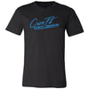 CrossFit Saint Simons - 100 - Blue - Bella + Canvas - Men's Short Sleeve Jersey Tee