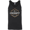 CrossFit Camrose - 100 - Standard - Bella + Canvas - Men's Jersey Tank
