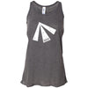 CrossFit Dungeon - Arrow - Bella + Canvas - Women's Flowy Racerback Tank