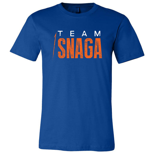 CrossFit Snaga - 200 - Team Snaga - Bella + Canvas - Men's Short Sleeve Jersey Tee