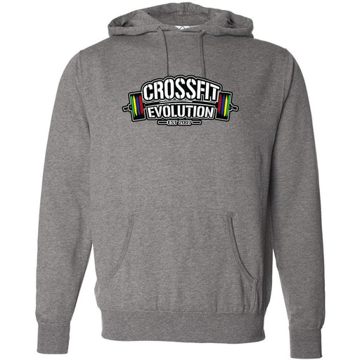 CrossFit Evolution - 100 - Standard - Independent - Hooded Pullover Sweatshirt