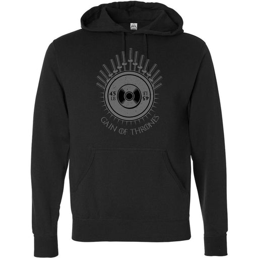 AMP Premium - 100 - Gain of Thrones - Independent - Hooded Pullover Sweatshirt