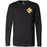 CrossFit Pittsburgh - 202 - White Yellow - Bella + Canvas 3501 - Men's Long Sleeve Jersey Tee
