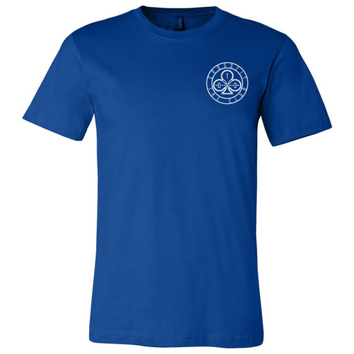 CrossFit The Club - 100 - Pocket - Bella + Canvas - Men's Short Sleeve Jersey Tee