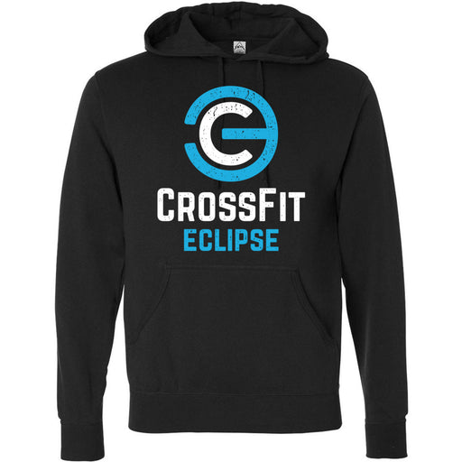 CrossFit Eclipse - 100 - Standard - Independent - Hooded Pullover Sweatshirt