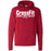 CrossFit Santa Ynez Valley - 201 - Est - Independent - Hooded Pullover Sweatshirt