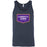 CrossFit Clemson - 100 - Orange & Purple - Bella + Canvas - Men's Jersey Tank