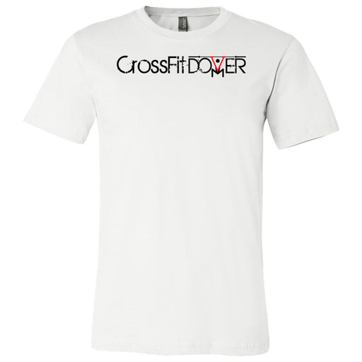 CrossFIt Dover - 100 - Dover - Bella + Canvas - Men's Short Sleeve Jersey Tee