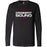 CrossFit Bound - 100 - CFB - Bella + Canvas 3501 - Men's Long Sleeve Jersey Tee