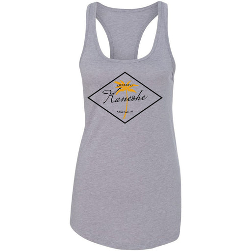 CrossFit Kaneohe - 100 - O2 - Next Level - Women's Ideal Racerback Tank
