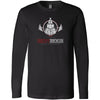 CrossFit Trackside - 100 - Standard - Bella + Canvas 3501 - Men's Long Sleeve Jersey Tee