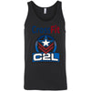 CrossFit C2L - Standard - Bella + Canvas - Men's Jersey Tank