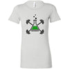 CrossFit Dunbar Cave Lab - 100 - Icon - Bella + Canvas - Women's The Favorite Tee
