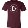 Dignified CrossFit - 100 - Standard - Bella + Canvas - Men's Short Sleeve Jersey Tee