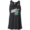 CrossFit TXXIII - 100 - 2020 Open - Bella + Canvas - Women's Flowy Racerback Tank